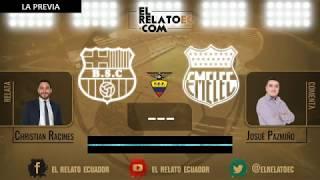 EN VIVO | FORMATO RADIO: Barcelona vs E...