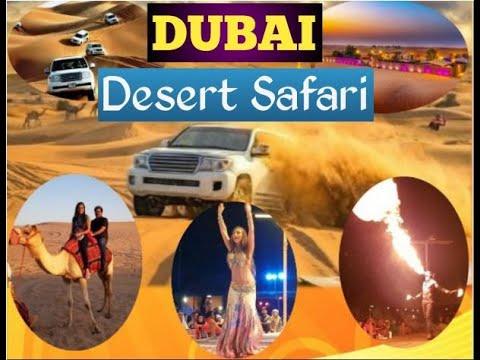Dubai Desert Safari🏜|Belly dance |Fire dance|Tanoura dance|Camel ride|Things to do in Dubai|Vlog 19