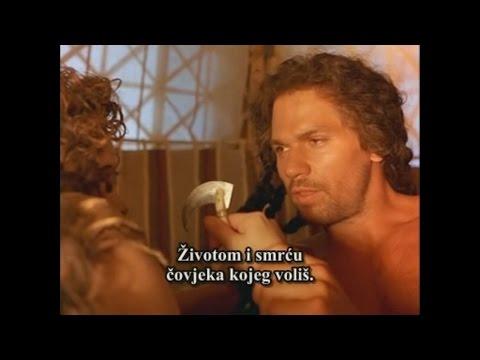 FILM Biblija Samson i Dalila  2 dio od 2 dijela s titlovima prijevodom na HRV