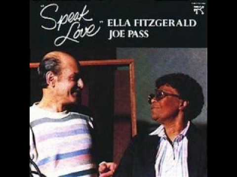 Joe Pass & Ella Fitzgerald - Comes Love