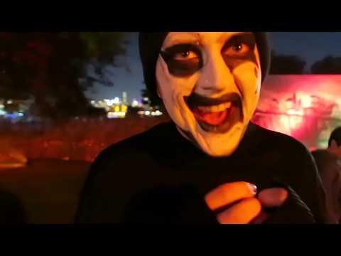 Halloween Haunted Hayride NYC Randalls Island, NY 2016!!!!