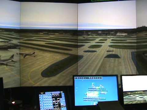 Hartsfield-Jackson Atlanta International Airport (ATL) Adacel MaxSim Simulation