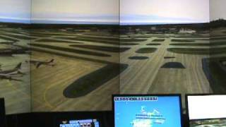 Hartsfield-Jackson Atlanta International Airport (ATL) Adacel MaxSim Simulation