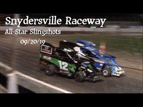 Snydersville Raceway - AllStar Slingshots (09/20/19)