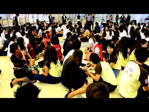 กิจกรรมละลายพฤติกรรม SIFE Thailand Exposition 2012/4