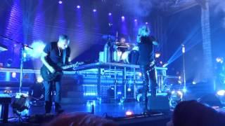 """Eisbrecher - """"Schlachtbank"""" live am 20.03.2015 in Dresden"""
