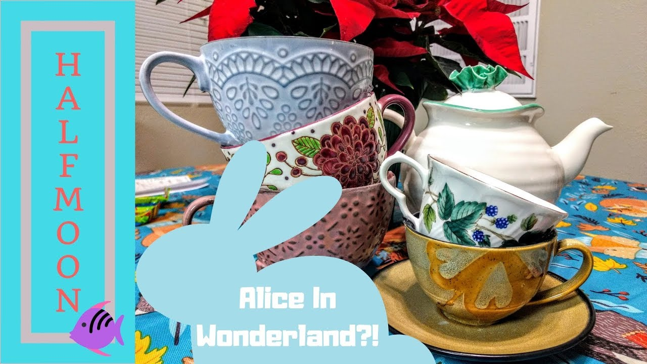 Making My own Aquarium Decor! Alice In Wonderland Fish Tank- Part 1