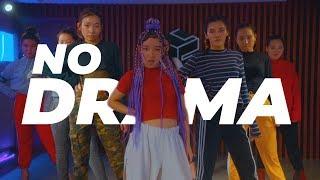 Tinashe - No Drama | Amina Choreography | 116 Dance Studio - Stafaband