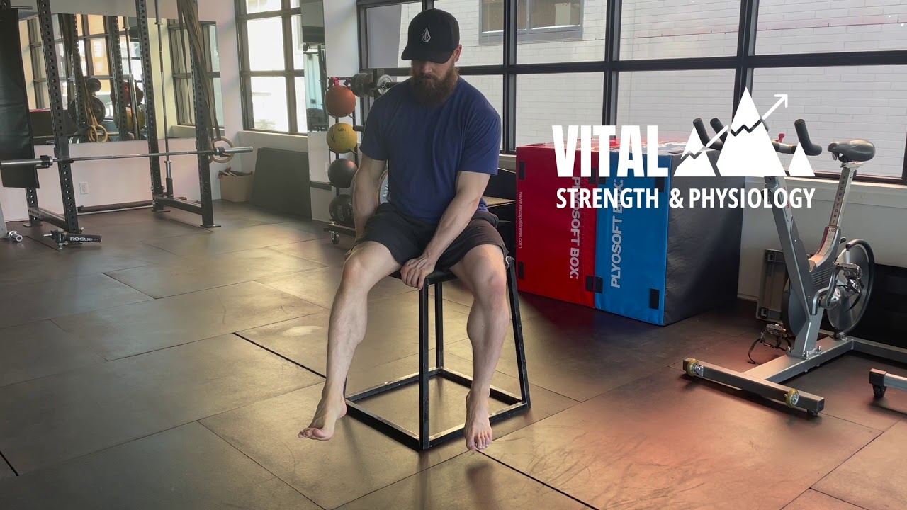 Ankle Mobility Drills with Toe Integration