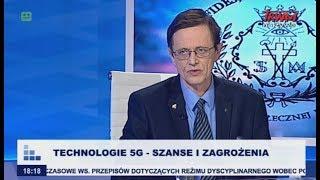 Rozmowy niedokończone: Technologie 5G – szanse i zagrożenia