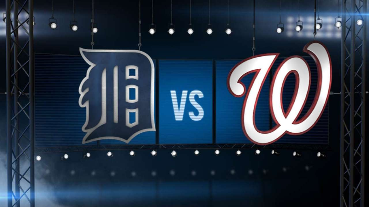 Nationals' Max Scherzer strikes out 13 in victory over Padres