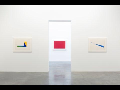 Anne Truitt in Japan Installation Video