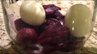 Ciocia's Kitchen:  Pickled Red Beet Eggs