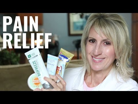 Pain Relief Gel & Cream Reviews