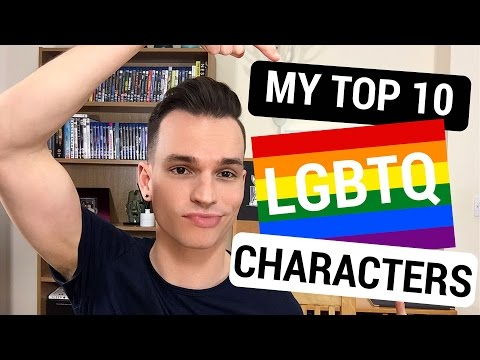 My Top 10 LGBTQ Characters In Gaming