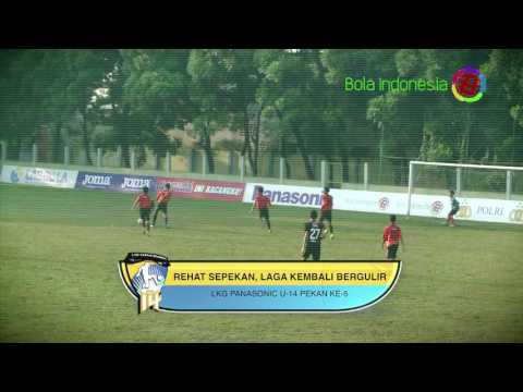 Highlight Liga KG Panasonic U-14 2016/2017 Pekan ke-5 Bagian ke-1