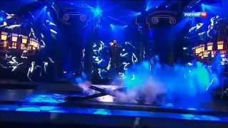 """Выступление EMIN на юбилейном концерте И.Крутого """"Начистоту"""""""