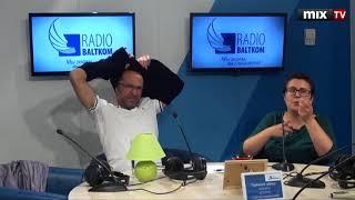 "Брюно Дарманьяк в программе ""Встретились, поговорили""  #MIXTV"