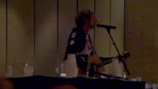 "Gerard McMann - ""Cry Little Sister"" (Acoustic) Live @ Monster-Mania 8/23/08. Corey Haim."