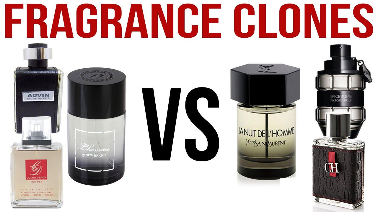 clones perfumes