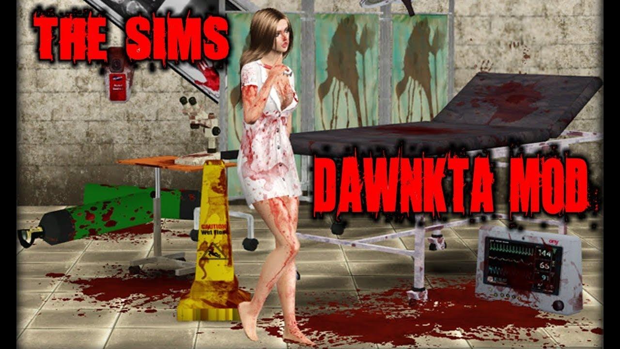 The sims dawnkta mod не мое)) | пикабу.
