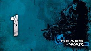 """Gears Of War 3   En Español   Capitulo 1 """"Pasado problematico"""""""