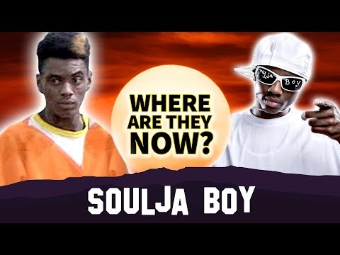 Soulja Boy | Where Are They Now? | From Kiss Me Thru The Phone To The Famous Drake Moan