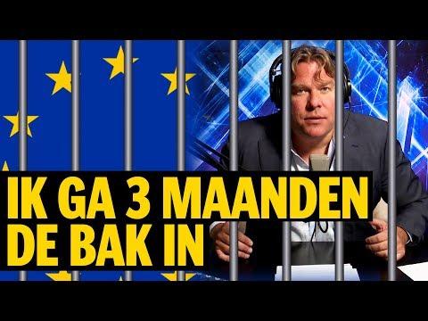 IK GA DRIE MAANDEN DE BAK IN - DE JENSEN SHOW #16