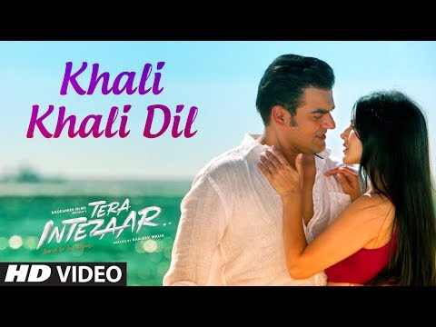 "Tera Intezaar: ""Khali Khali Dil "" Video Song 