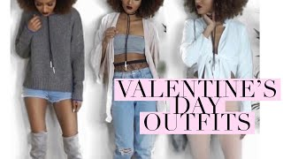 Cute Valentines Day Date Night Outfits Lookbook or Outfit Ideas for Everyday 2017