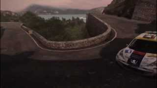 WRC 4 FIA World Rally Championship Gameplay - Peugeot 206 (PC HD)