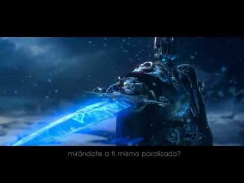 Three Days Grace - World So Cold ( Full HD) World of Warcraft (Subtitulado Español)