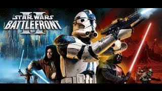 Star Wars - Battlefront II w/Zombie and Chief Part 1: Battlefront 3 Confirmed!