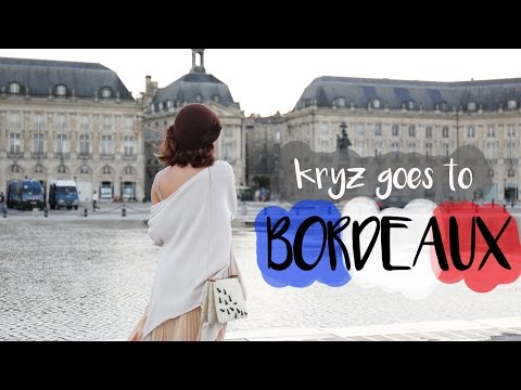 Beautiful Bordeaux | Kryz Uy
