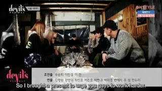 [ENG HARD SUB] Devil's Runway preview GD cut 2