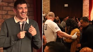 Woman Has a Seizure During Andrew Schulz's Stand Up Show