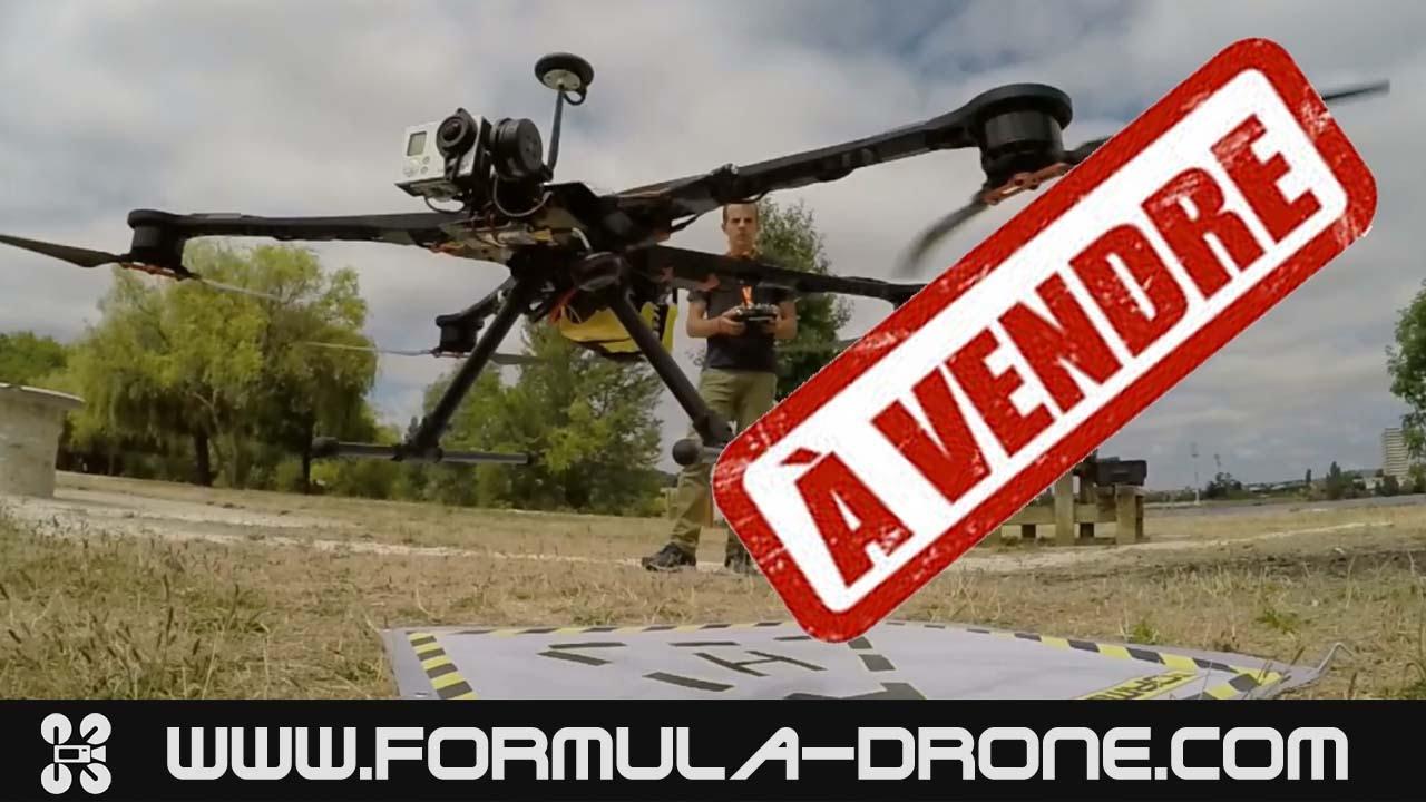 drone vendre quadrix4 999 youtube. Black Bedroom Furniture Sets. Home Design Ideas