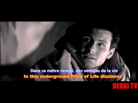 Zaz éblouie par la nuit- English Translation-True Romance version(Dead Man Down french song)