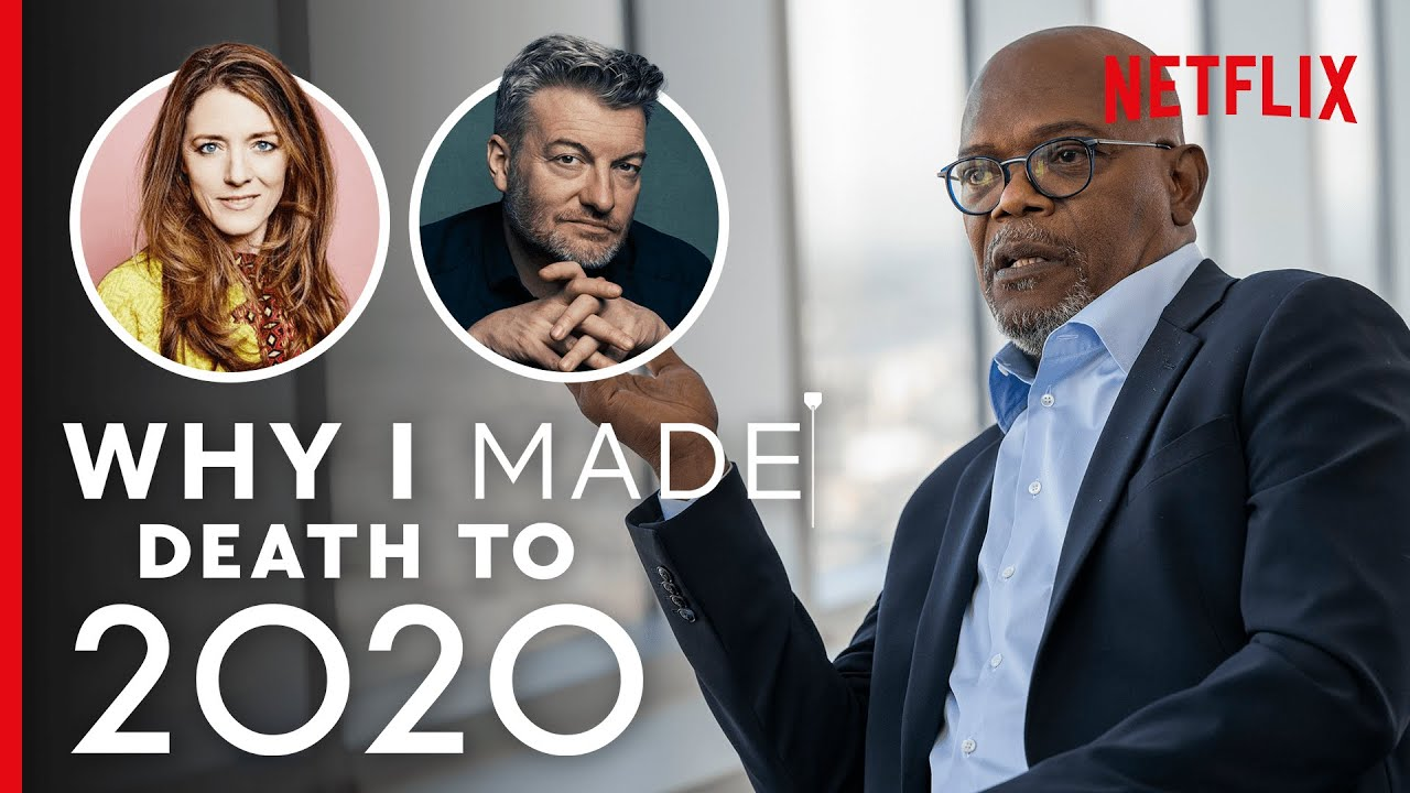 Death To 2020 - The Story Behind The Netflix Mockumentary | Why I Made -  YouTube