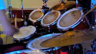Guitar Sound - Drum Cover - Ronald Jenkees