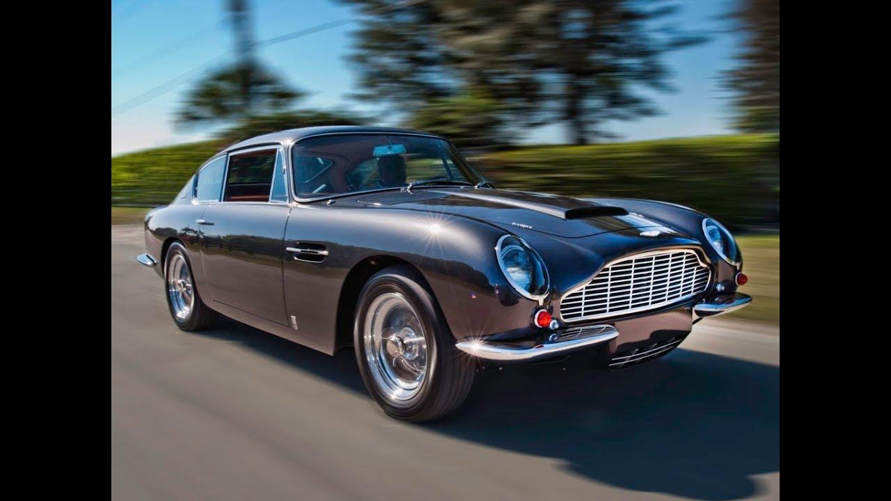 Aston Martin DB Vantage SOLD YouTube - Aston martin db6