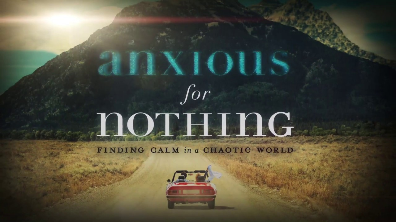 Anxious for Nothing | Proverbs 31 Online Bible Studies