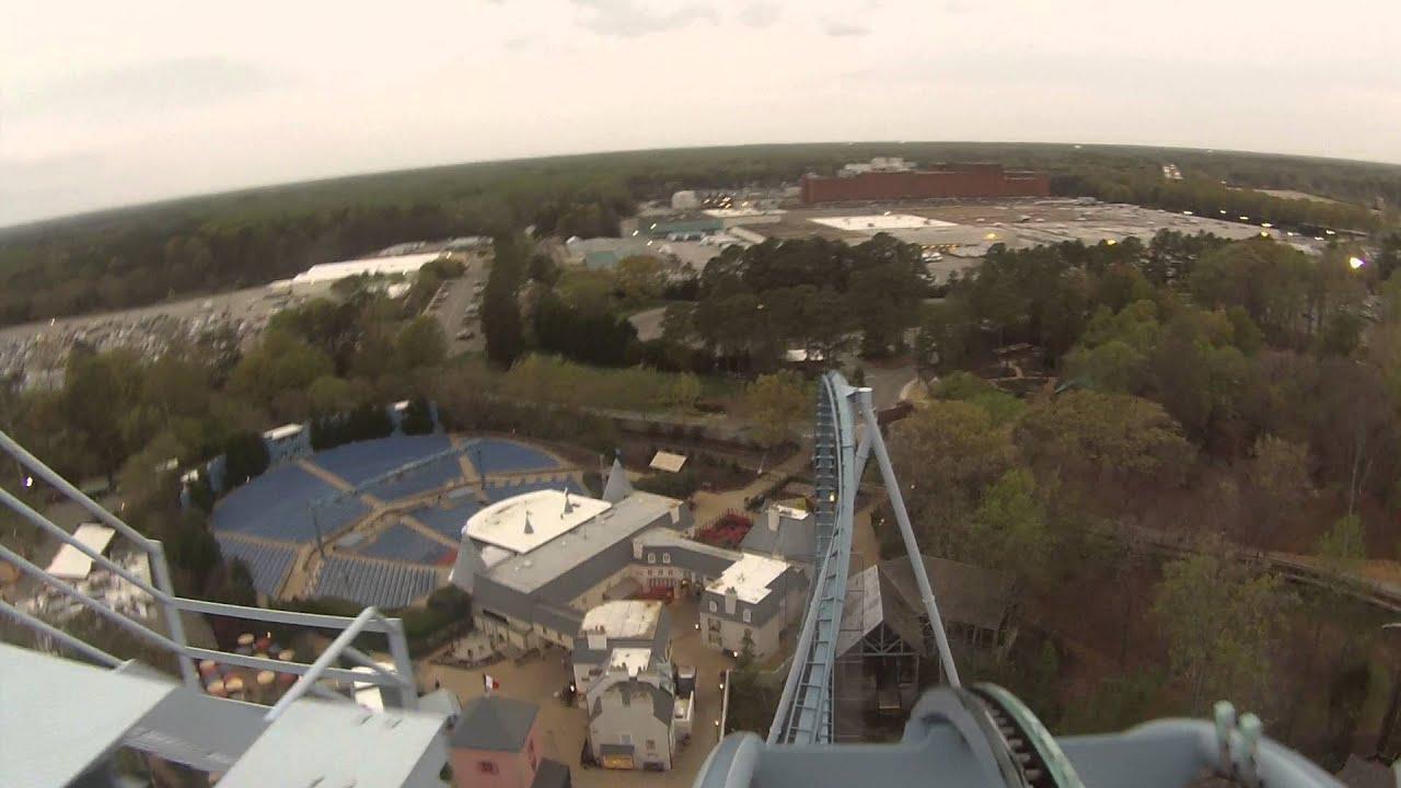 The Griffon at Busch Gardens Williamsburg - YouTube