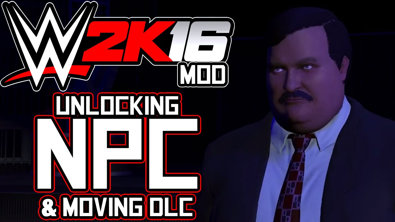 Official - WWE 2K15 PC Modding & General Discussion Thread