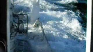 Fishing in Baltic Sea