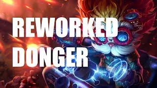 League of Legends - Reworked Heimerdinger Mid - Full Game Commentary