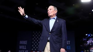 Mike Bloomberg to suspend presidential campaign, endorses Joe Biden