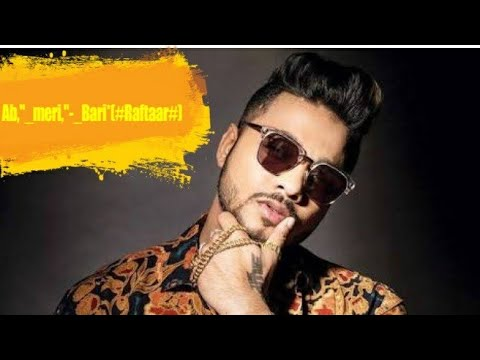 Ab meri bari ,,Raftaar,reply,to ,Emiway.official.song.