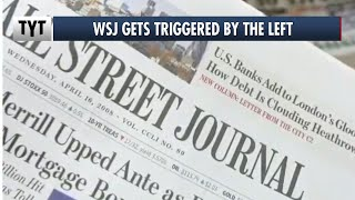 Wall Street Journal WHINES About Cancel Culture