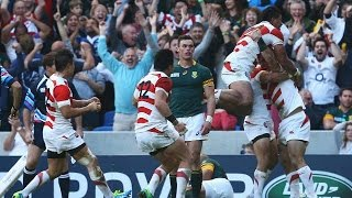 Top 5 Rugby World Cup Shocks thumbnail